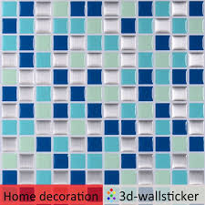 Best Home Decoration Self Adhesive Wall Tile Stickers Mosaic For - Self sticking backsplash