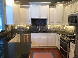 Pictures Of White Kitchen Cabinets With Granite Countertops Best 25 Black Kitchen Countertops Ideas On Pinterest Kitchen