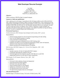 resume format for students with no experience developer resume samples free resume example and writing download examples of resumes air hostess resume for 89 captivating sample web developer sample resume format gogetresume