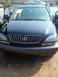 lexus rx300 in nairaland tokunbo lexus rx300 4wd 2m autos nigeria