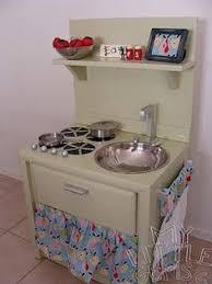 play kitchen from furniture 25 totally transformative flea market flip ideas diy play