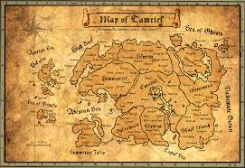 Solstheim Map Map Of Tamriel By Violentcolorroses On Deviantart