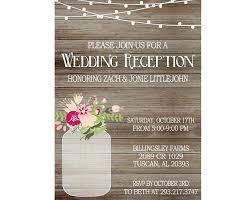 wedding reception only invitations masterly wording for wedding reception only invitations