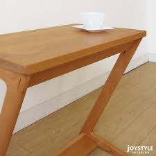 Z Shaped Side Table Joystyle Interior Rakuten Global Market Available In Multi