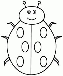 ladybug sheets kids coloring