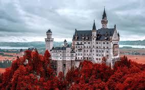 neuschwanstein castle wallpapers amazing neuschwanstein castle
