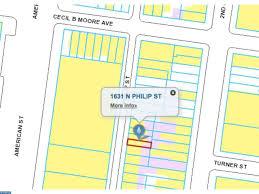 Philadelphia Pa Zip Code Map by 1631 N Philip St Philadelphia Pa 19122 Mls 6905517 Redfin