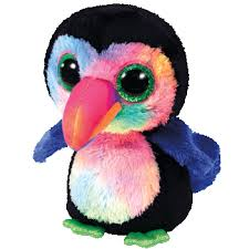ty beanie boos beaks toucan plush 6