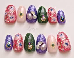 2016 nail trend trendy nail party nails winter nail art