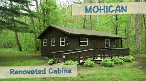 Mohican State Park Map by Mohican State Park Improvements Youtube
