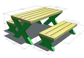 children s picnic table plans childrens wood picnic table childrens wooden picnic table nz