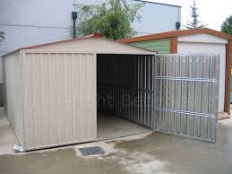 capannone in lamiera box lamiera zincata bedendo prefabbricati in acciaio strutture