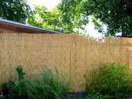 decoration interesting bamboo products fencing backyard scapes
