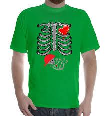 pregnant skeleton women bones ribs baby t shirt funny halloween