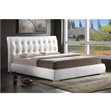Upholstered Headboards And Bed Frames Bed Frame With Soft Headboard 8440