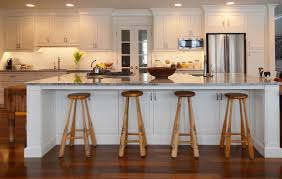 wooden stools for kitchen counters kitchen two tone kitchen