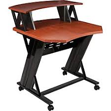 Omnirax Presto 4 Studio Desk Presto 4 Studio Desk Wwbw