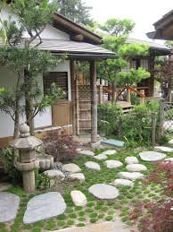 Ideas For Small Front Garden by Japanese Garden Ideas For Landscaping Bedroom And Living Room