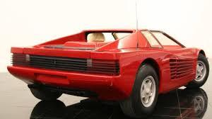 kid car this 97 000 kid sized ferrari testarossa is the most expensive