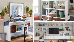 storage solutions for open floor plans