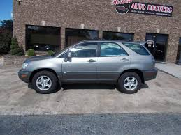 lexus suv 2002 for sale 2002 lexus rx 300 suv in white ga jtjgf10u420133799