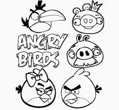 colour drawing free wallpaper angry birds coloring drawing free