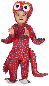 Baby Boy Lion Halloween Costume Swimming Octopus Costume Halloween Costumes Kids