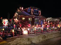 counting santas jeff campbell u0027s house lights up juneau alaska