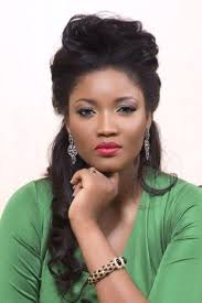 naigerian actresses hairstyles omotola jalade ekeinde is the most beautiful actress in the history