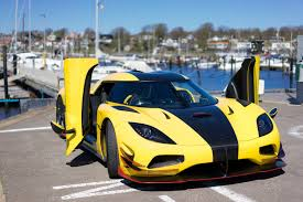 custom koenigsegg koenigsegg agera rs beats bugatti to become the fastest production