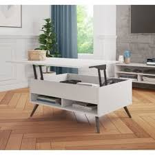 small lift top coffee table lift top coffee console sofa end tables for less overstock