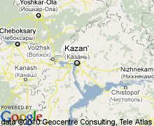 map of kazan map of kazan russia hotels accommodation
