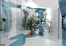 light blue bathroom tiles ideas with amazing modern home design