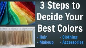 choose color 3 steps to choose your best hair color for your skin tone makeup