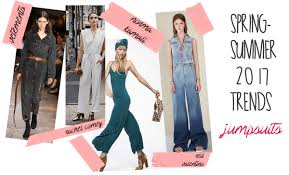 summer 2017 design trends spring summer 2017 trends the jumpsuit stylefrizz photo gallery