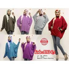 Baju Muslim Ukuran Besar baju muslim untuk owanita gemuk bmj 671 citra muslima