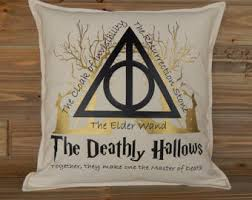 harry potter home decor harry potter inspired 16x16 pillow cover harry potter home