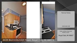 4439 buckingham road royal oak mi 48073 youtube