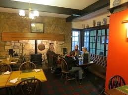 lade wood cozy wood stove picture of the lade inn callander tripadvisor