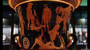 Euphronios Vase From Tomb To Museum The Story Of The Sarpedon Krater Video