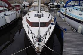 newbridge venturer elite 1989 cruising yacht for sale in deganwy