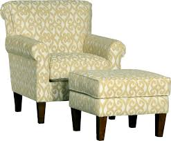 chair green leather ottoman swivel chair and ottoman sets cream