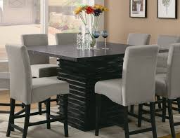 Wade Logan Bob Counter Height Dining Table  Reviews Wayfair - Height of kitchen table