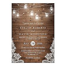 country style wedding invitations country style wedding invitations rustic wood jars string