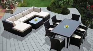Desig For Black Wicker Patio Furniture Ideas Furniture Mesmerize Cheap Patio Sets With Umbrella Superior