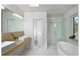pendant light recessed lighting wood floor live edge mirror white