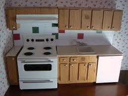 18 inch doll kitchen furniture 32 best doll house images on