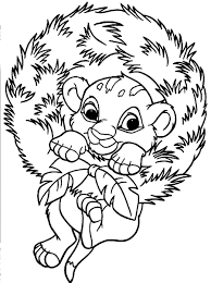 simba coloring pages the lion king coloring pages disney coloring