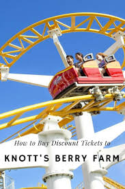 How Much Is A Six Flags Ticket At The Gate How To Buy Knott U0027s Berry Farm Discount Tickets Cheap Knott U0027s