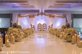 Indian Wedding Decorators In Nj Jersey City Nj Indian Wedding By Damion Edwards Photography